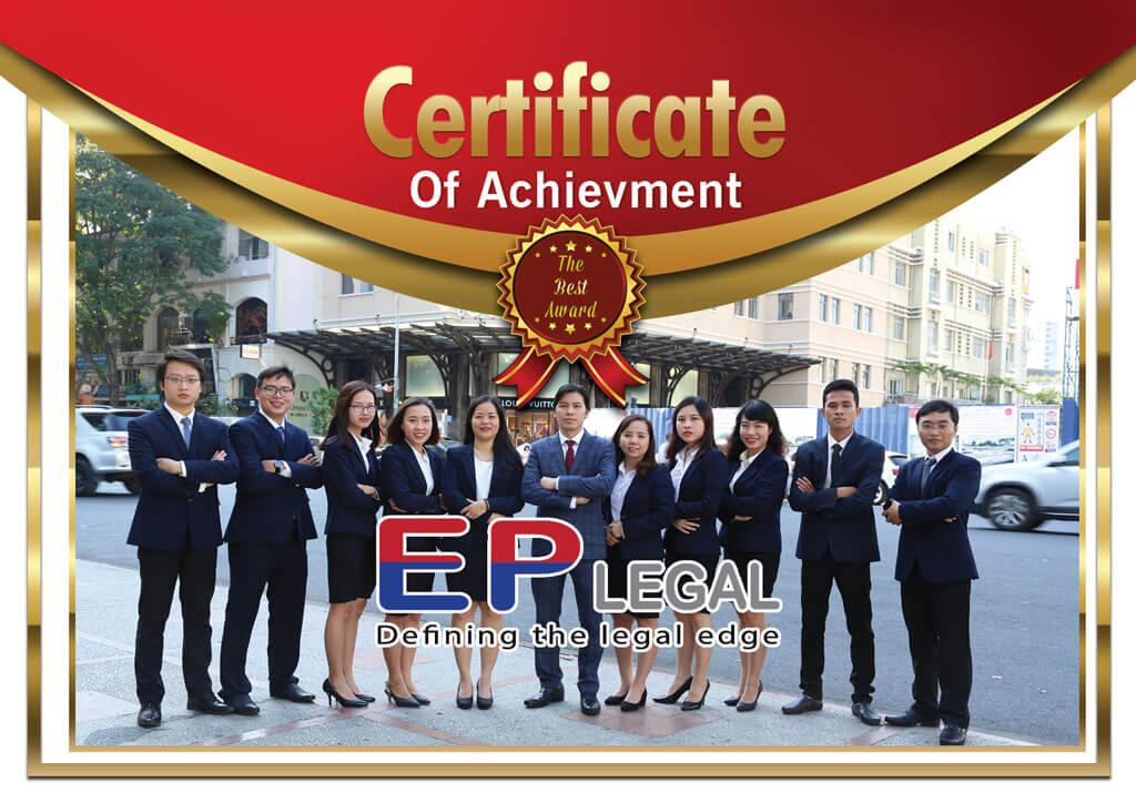 Award EPLegal